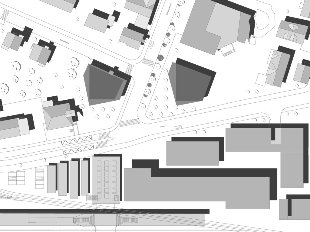 Wohnen Am Bahnhof wohnen am bahnhof chur hägi riatsch architektur